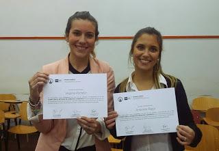 Ganadoras de la Competencia de DDHH