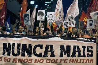 7/6 Jornada Derechos Humanos en Brasil