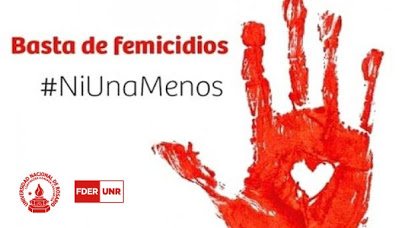 La Facultad de Derecho convoca a #NiUnaMenos
