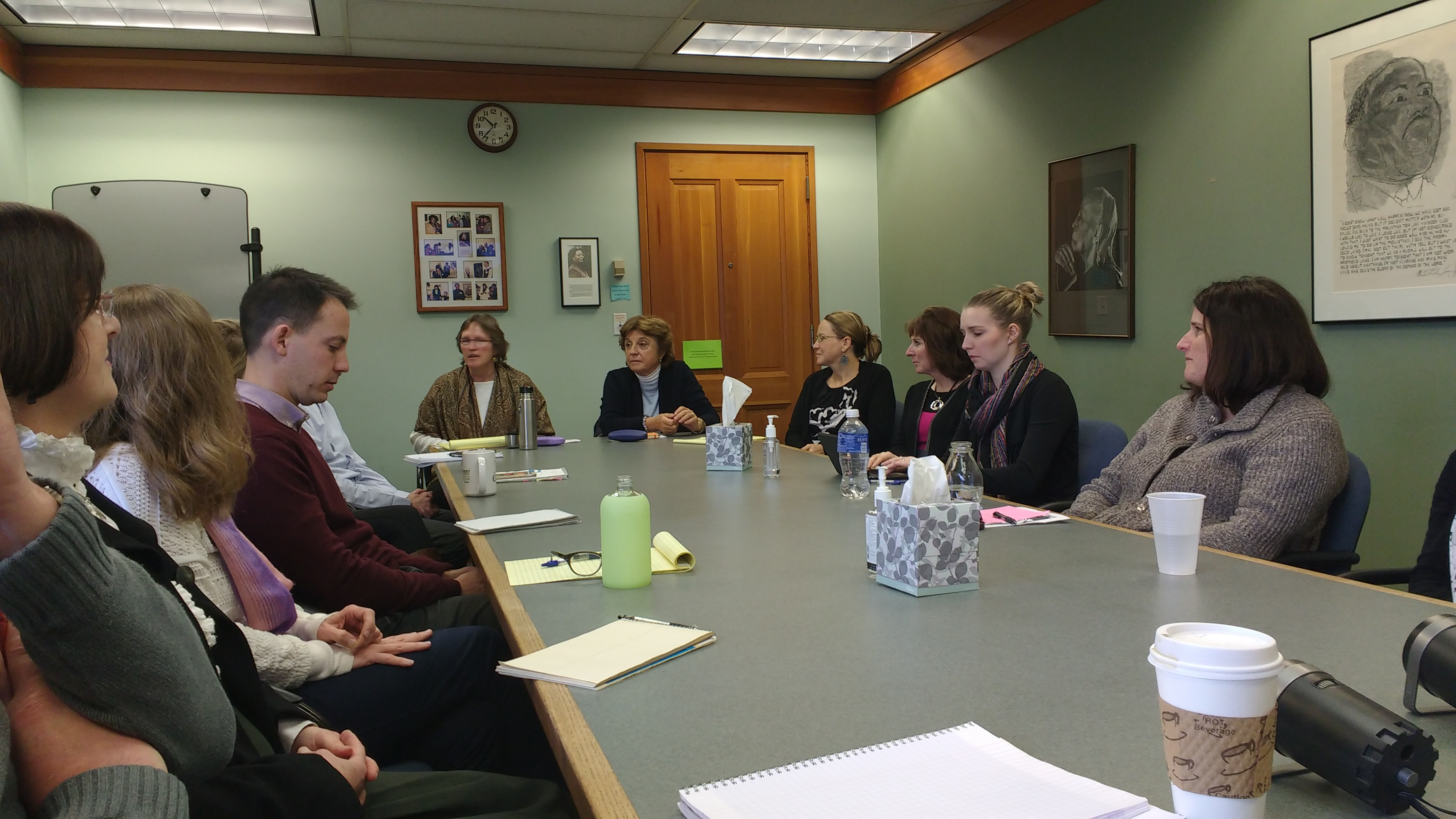 Derecho presente en la Universidad de Oregon (EEUU)