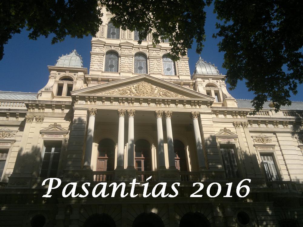 Inscripción a Pasantías