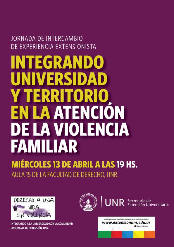 """13/4 Presentación «Programa Integrando"""""""