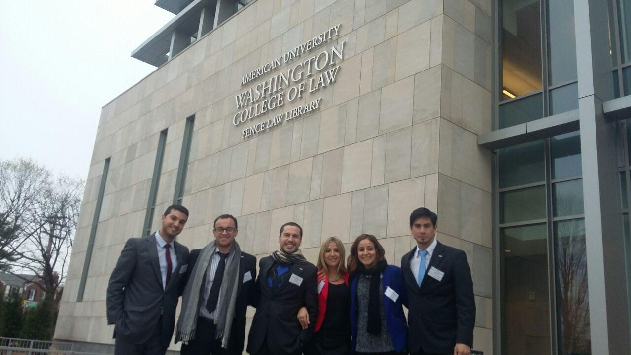 Derecho en la Comp. de Arbitraje en EEUU.