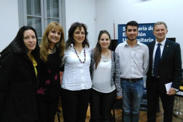 Presentación Programa Integrando UNR