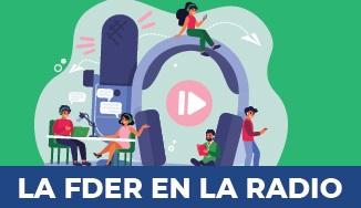 LA FDER EN LA RADIO