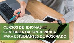 CURSOS DE IDIOMAS CON ORIENTACIÓN JURÍDICA