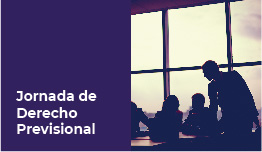 JORNADA DE DERECHO PREVISIONAL