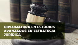 DIPLOMATURA EN ESTRATEGIA JURÍDICA