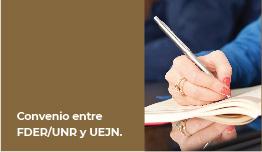 CONVENIO FDER/UNR Y UEJN